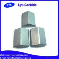 Buy cheap Tungsten carbide brazing sheet used for making gear cutting tools from wholesalers