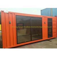 Buy cheap Light Steel Framing Prefab Container House 20 Feet Steel Structure from wholesalers