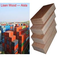 Buy cheap Apitong Container Flooring , 28mm plywood A grade for containers repairing product