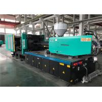 Buy cheap 67 Oz Variable Pump Injection Molding Machine / Green Plastic Molding Machine from wholesalers