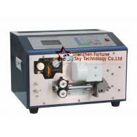 Buy cheap Automatic 0.1-25 Square MM Wire Cut Strip Bending Machine Stripping Wire Head Cum Tail from wholesalers