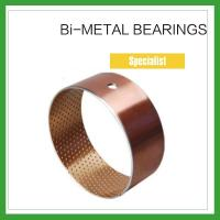 Buy cheap Bimetal Composite Bearings &  Spilt Bushings for Engineering Machinery from wholesalers