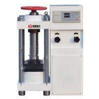 Buy cheap YES-500、2000 Digital pressure testing machine from wholesalers
