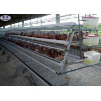 Buy cheap Durable Poultry Chicken Cages , Automated Poultry Cages CE Certification from wholesalers