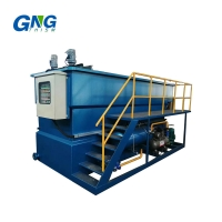 Buy cheap Ss Sewage Treatment Plant Dissolved Air Flotation Equipment from wholesalers