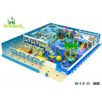 Quality Colorful Indoor Play Spaces For Toddlers , Indoor Playground For 1 Year Old for sale