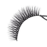 Buy cheap Premium Faux Mink Lashes Handmade Black 3d Silk Eyelashes Oem Packaging from wholesalers