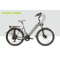 Buy cheap Citizen E Bike Motor 250W Lady Eco Electric Bike Europe Electricbike Disc Brake from wholesalers