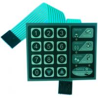 Buy cheap Matrix sealed tact membrane switch manufacturer from China from wholesalers