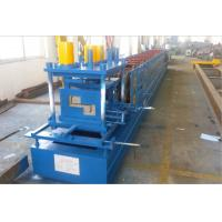 Buy cheap One Year Warranty CZ Purlin Roll Forming Machine / Cold Roll Forming Machine from wholesalers