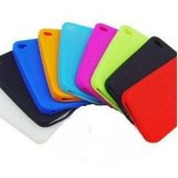 Buy cheap soft rubber case for iphone 4,mobile phone silicon case from wholesalers