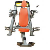 Buy cheap shoulder press  different colors ,high quality steel tube fitness equipment for gym club from wholesalers