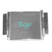 Buy cheap High Performance Small Aluminum Car Radiators for MAZDA RX2,3,4,5  RX7 S1 S2 69-83 MT from wholesalers