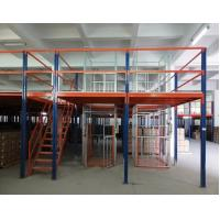 Buy cheap Space Saving Warehouse Storage Shelves With Stairway Multi Functional from wholesalers