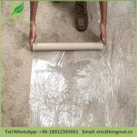 Buy cheap High Quality Custom Sizes and Colors Steady Adhesive Carpet Protection Film from wholesalers