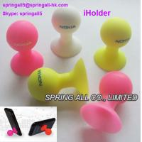 Buy cheap Silicon octopus Suckers holder for mobilephone , silicone cupula; product