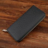 Buy cheap New Arrival Men Wallets Long Genuine PU Leather Brand Big Capacity Purse Man Day Clutches Bag from wholesalers