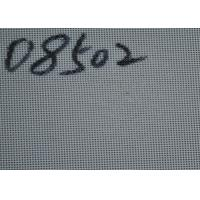 Buy cheap White 08502 Polyester Mesh Belt Hard Wearing For Food And Medicine from wholesalers