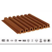 Buy cheap B2 Flame Retardant WPC Composite Decking For Outdoor Wall Panel Decoration from wholesalers