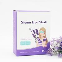 Buy cheap box packing steam eye mask from wholesalers
