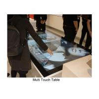 Buy cheap 49''Interactive Display Screens Touch Screen Desk With LED Back Light from wholesalers