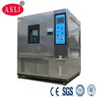 Buy cheap Fast Heating Cooling Rapid Rate Climate Temperature Cycling Chamber SUS 304# Stainless Steel from wholesalers