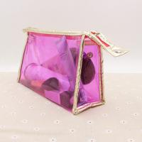 Buy cheap Transparent Cosmetic Packaging Bag Clear Ziplock Pvc Bag For Cosmetics from wholesalers