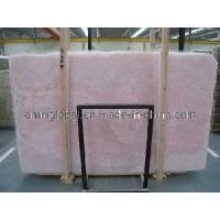 Buy cheap Pink Onyx Marble Slab/ Tile/ Floor Tile/ Mosaic product
