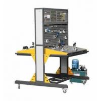 Buy cheap PLC-controlled Hydraulic and Pneumatic Trainer from wholesalers