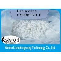 Buy cheap Treat Hemorrhoids / Skin Irritation Local Anesthetic Drugs Dibucaine CAS 85-79-0 from wholesalers