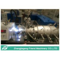 Buy cheap Professional Pvc Tube Making Machine , Hdpe Pipe Extruder Machine 0-32mm Diameter from wholesalers