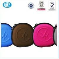 Buy cheap Promotional EVA watch case manufacturer, zipper watch case from wholesalers