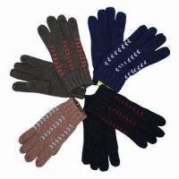 Buy cheap 100% Wool Knitted Gloves product