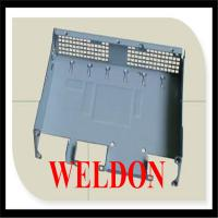 Buy cheap Notching / Punching Stainless Steel custom metal fabrication for Heavy Equipment from wholesalers