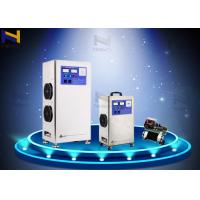 Buy cheap Stainless Steel Clean Air Industrial Ozone Generator Air / Oxygen Feed 2 - 20G from wholesalers