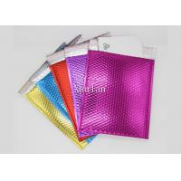 Buy cheap Assorted Colored Metallic Bubble Mailers 6x9 Gloss Waterproof  for Shipping from wholesalers