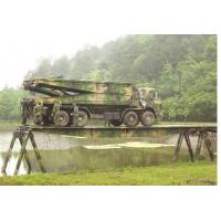 Buy cheap Automatic Single Span Deck Heavy Mechanized Bridge For Temporary Transportation product