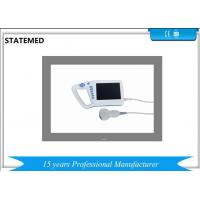 Buy cheap Palm Mini Ultrasound Machine , 7 Inch LCD Portable Ultrasound Scan Equipment from wholesalers