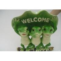 Buy cheap frog figurines from wholesalers