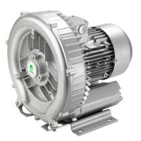 Buy cheap Silver Color Side Channel 3 Phase Vacuum Pump Biogas Transfer Air Pump 15.0kw 17.5 Kw from wholesalers