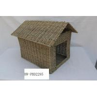 Buy cheap Straw birds baskets, hand woven birds house from wholesalers