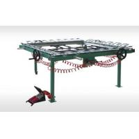 Buy cheap Mechanical Tighten Automatic Silk Screen Printing Machine Manual Tension Control from wholesalers
