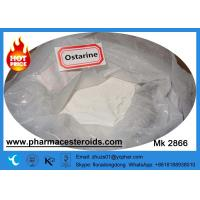 Buy cheap Healthy Bodybuilding Supplements Muscle Building Steroids Sarms Powder Ostarine Mk 2866 from wholesalers
