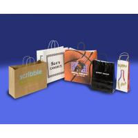 Buy cheap 100% Recyclable 120gsm Art Paper Bags from wholesalers
