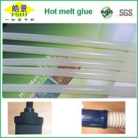 Buy cheap Non Clear White Hot Melt Glue Sticks Heat Resistance For Water Filter And Other Application from Wholesalers