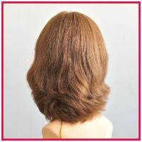 Buy cheap Medium Long Human Hair Full Lace Wig /Half Lace Wig from wholesalers