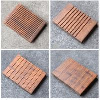 Buy cheap 100% Natural Bamboo Hardwood Flooring E0 Formaldehyde Release Eyesight Protection from wholesalers