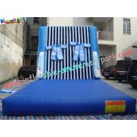 Buy cheap PVC Tarpaulin Inflatable Sports Games , Velcro Sticky Walls from wholesalers