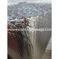 Buy cheap REFLECTIVE Aluminium Foil Radiant Heat Barriers rolls 1.2m by 40m from wholesalers