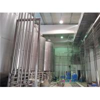Buy cheap Separate Type Vertical Cip Cleaning System product